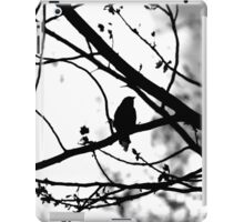 Blackbird Singing iPad Case/Skin