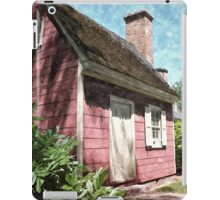Quilters Cottage iPad Case/Skin