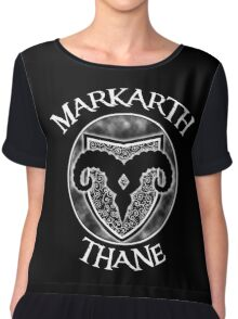 Markarth Thane Chiffon Top