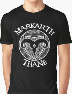 Markarth Thane Graphic T-Shirt