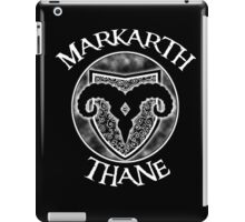 Markarth Thane iPad Case/Skin