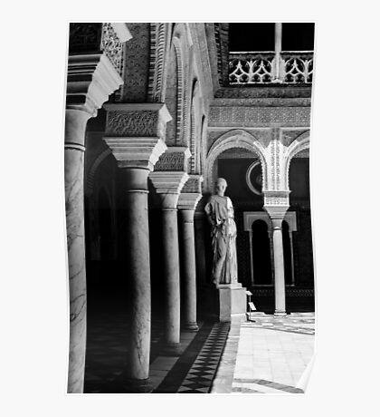 House of Pilate - Sevilla Poster