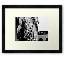 House of Pilate - Sevilla Framed Print