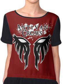 Antivan Crows Chiffon Top