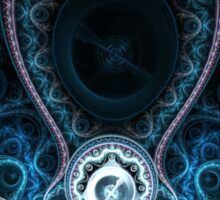 Dreaming - Abstract Fractal Artwork Sticker