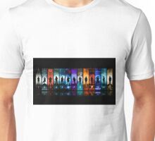 Doctor Who all the doctors  Unisex T-Shirt