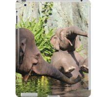 Jungle Elephants iPad Case/Skin
