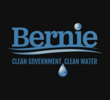 Bernie - Clean Government. Clean Environment One Piece - Long Sleeve