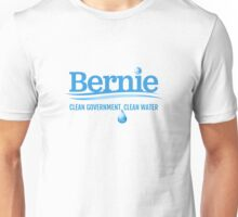 Bernie - Clean Government. Clean Environment Unisex T-Shirt