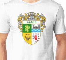 McNeil Coat of Arms/Family Crest Unisex T-Shirt