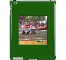 24 h de Le Mans - Vintage - Bentley #8 Bend iPad Case/Skin