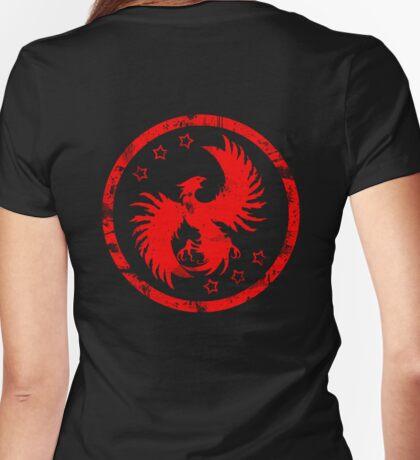 Firehawk Womens Fitted T-Shirt