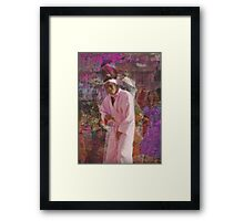 INSPIERD BY song Yamborghini High BY A$AP MOB Framed Print