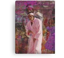 INSPIERD BY song Yamborghini High BY A$AP MOB Canvas Print