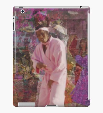 INSPIERD BY song Yamborghini High BY A$AP MOB iPad Case/Skin