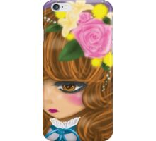 Vintage Doll iPhone Case/Skin