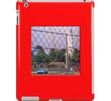 24 h de Le Mans - Vintage - Ferris wheel iPad Case/Skin