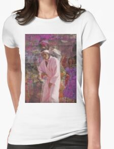 INSPIERD BY song Yamborghini High BY A$AP MOB Womens Fitted T-Shirt