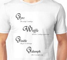 Wonderland Nonsense Unisex T-Shirt