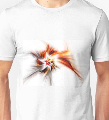 Devil's Star - Abstract Fractal Artwork T-Shirt