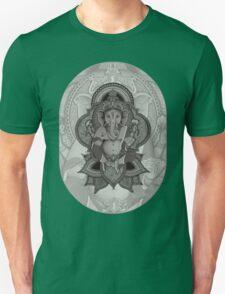 Ganesha2 - white Unisex T-Shirt