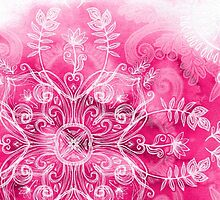Pink + Patterns by micklyn