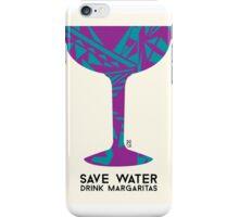 margaritaville iPhone Case/Skin