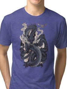 Eastern Dragon Tri-blend T-Shirt