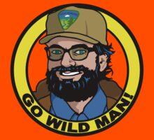 Go Wild Man! Kids Clothes