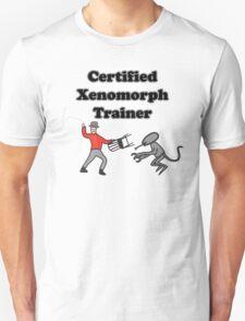 Certified Xenomorph Trainer T-Shirt