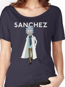 Rick Sanchez  Women's Relaxed Fit T-Shirt