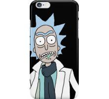 Rick Sanchez  iPhone Case/Skin