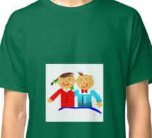 lustiges Pärchen... Classic T-Shirt