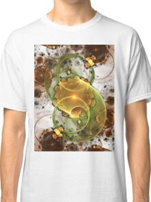 Coffee or Tea - Abstract Fractal Artwork Classic T-Shirt