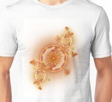 Clockwork - Abstract Fractal Artwork Unisex T-Shirt