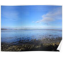 Northumberland Coast View Poster