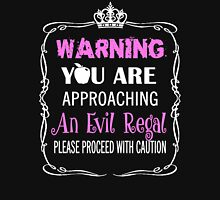 Evil Regal Tee. Unisex T-Shirt