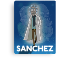 Sanchez Canvas Print