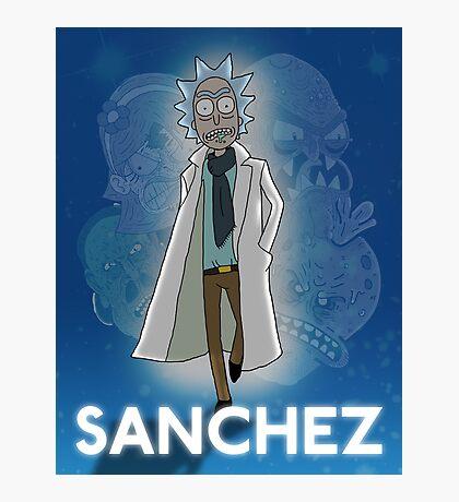 Sanchez Photographic Print