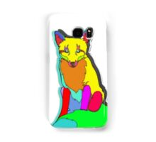FOX PIXEL Samsung Galaxy Case/Skin