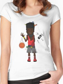 High Top Women's Fitted Scoop T-Shirt
