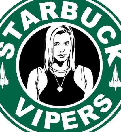 Starbuck Vipers Battlestar Galactica  Sticker
