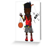 High Top Greeting Card