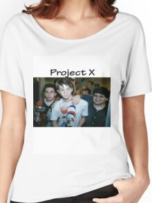 Project X t-shirt Women's Relaxed Fit T-Shirt