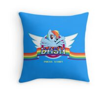 PLAY ME Throw Pillow