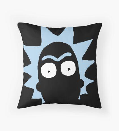 Rick Sanchez  Throw Pillow