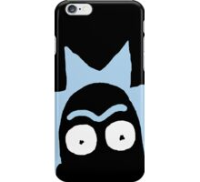 Rick Sanchez  iPhone Case/Skin