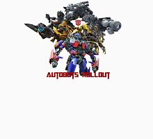 Autobots Rollout Unisex T-Shirt