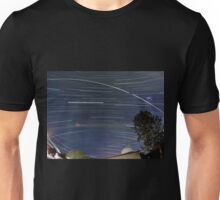 Star Trails Unisex T-Shirt