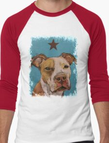 American Pit Bull Men's Baseball ¾ T-Shirt